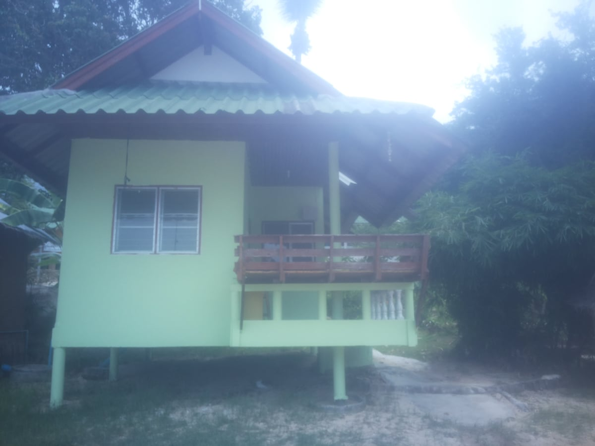 Room 12, Beach Front  Bungalow,