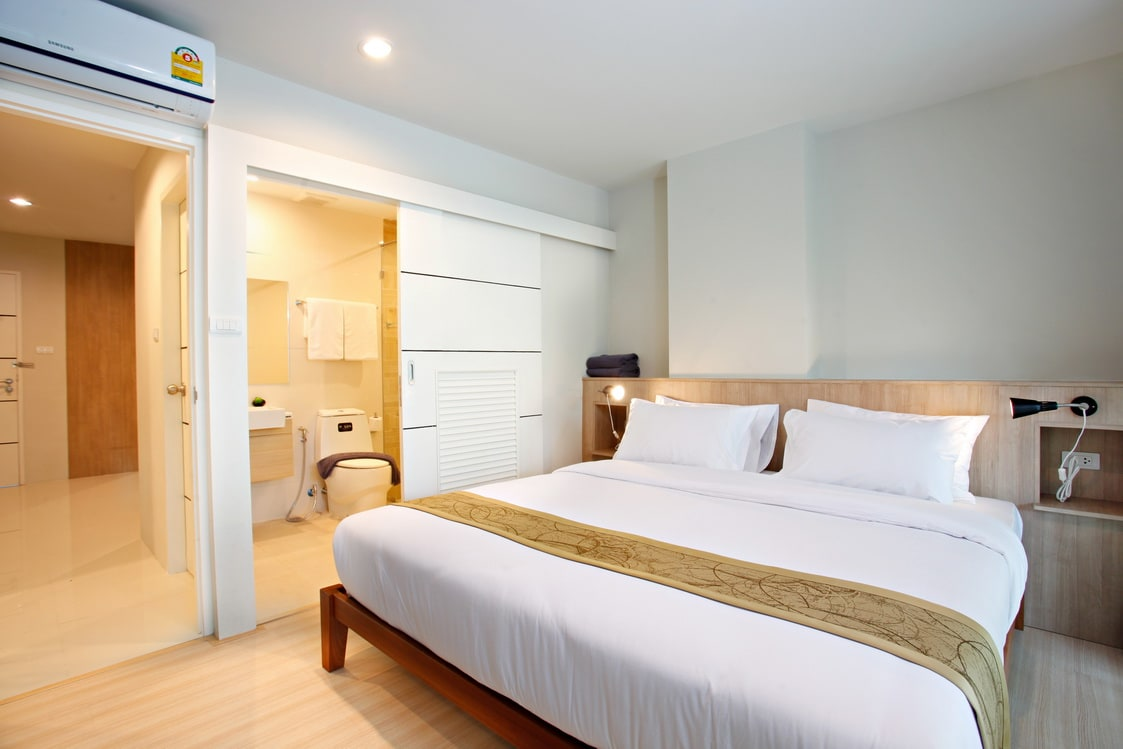 Cozy one bedroom condo at Patong