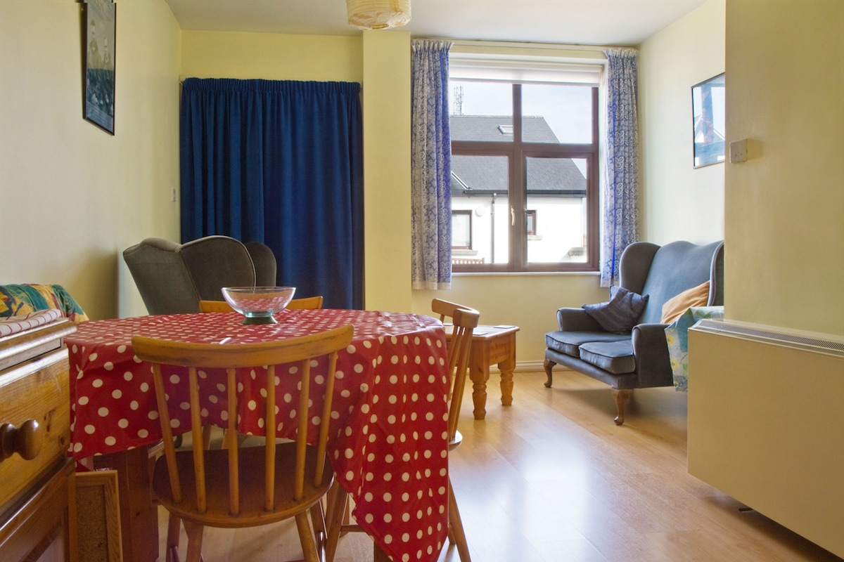 Clifden - Cozy, Bright 2 Bed Apptmt