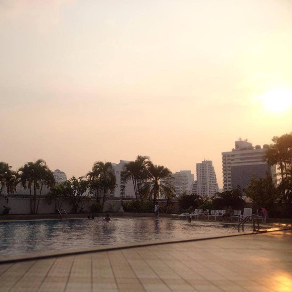 タイ・バンコク現地採用シェアハウス