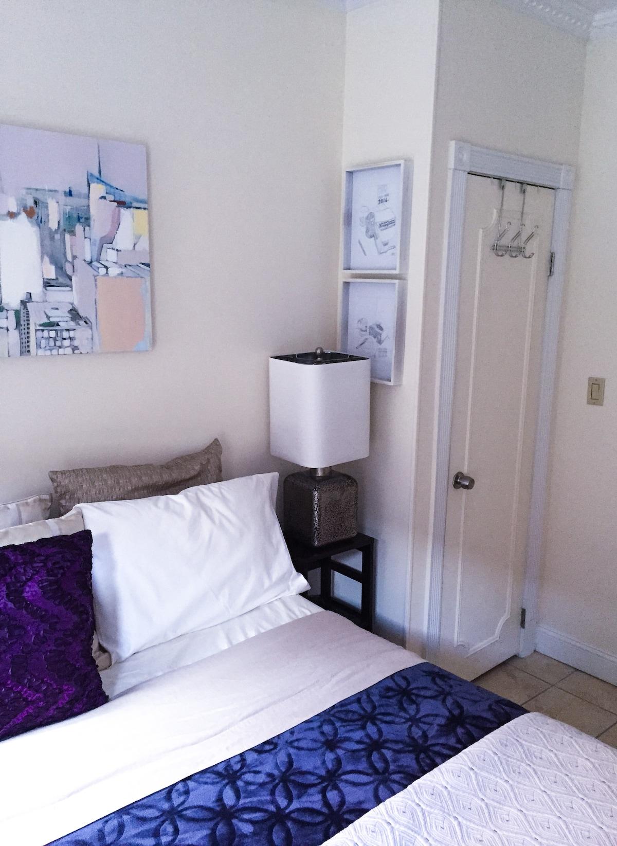 Bed & Closet