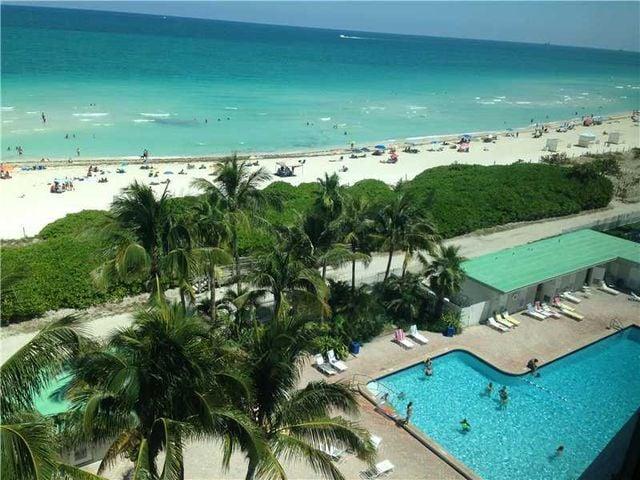 Miami Beach, Casablanca, ocean view