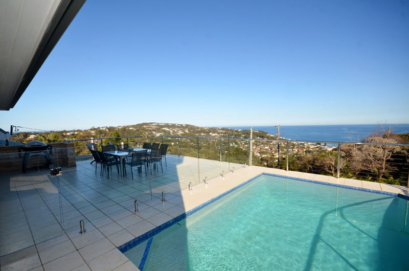 Stunning ocean views with pool A+++
