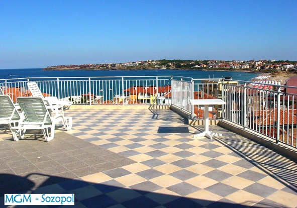 Guesthouse MGM Sozopol 2