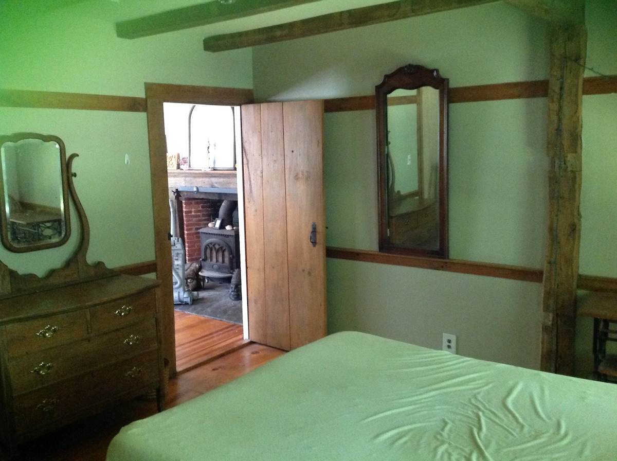 Room in country house near Amherst