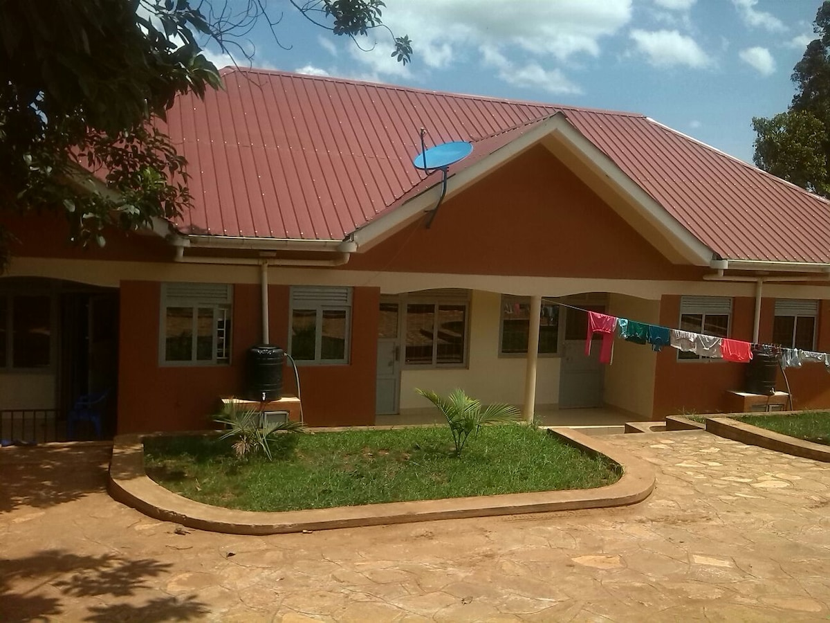 Cozy single bedroomed apartment