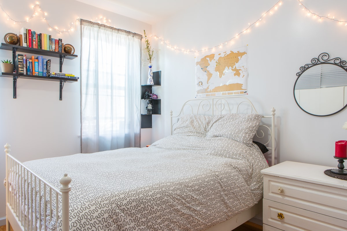 Cozy and welcoming 2BD in Bushwick