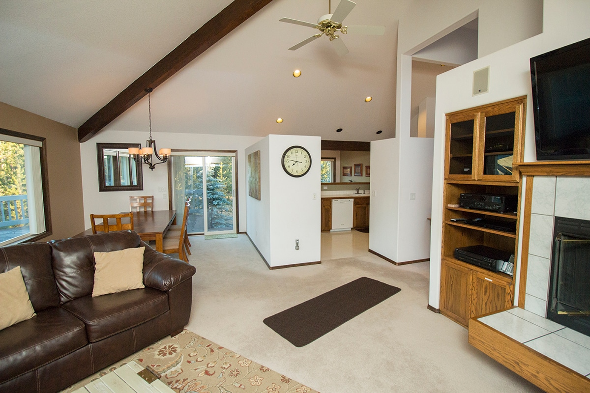 Plenty of space and 3 master suites