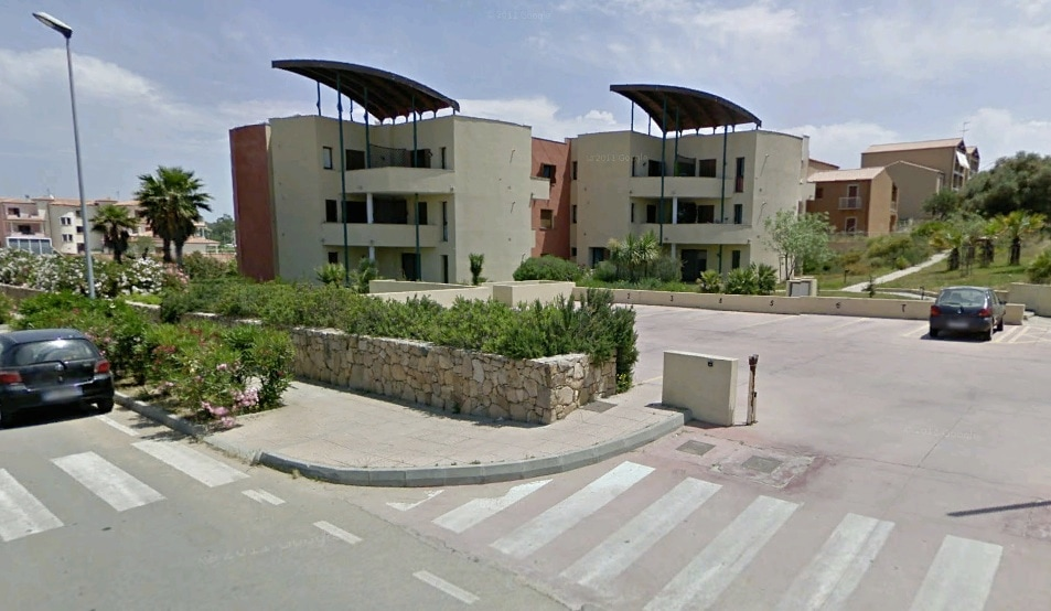 The residential complex