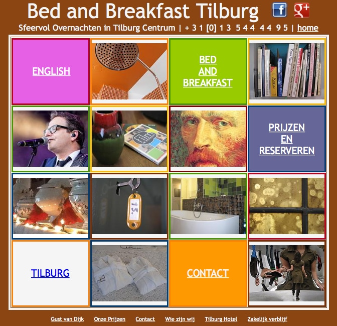 Tilburg AIRbnb Tilburg GUST VAN DIJK Bed and Breakfast Tilburg the place to stay