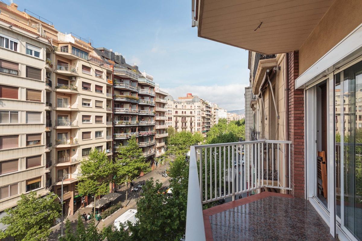 2 Privet Rooms! Center! Barcelona