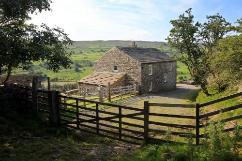 Amazing view from Yorkshire Cottage