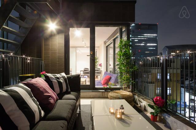 New!5min Meguro luxury 2 terraces:)