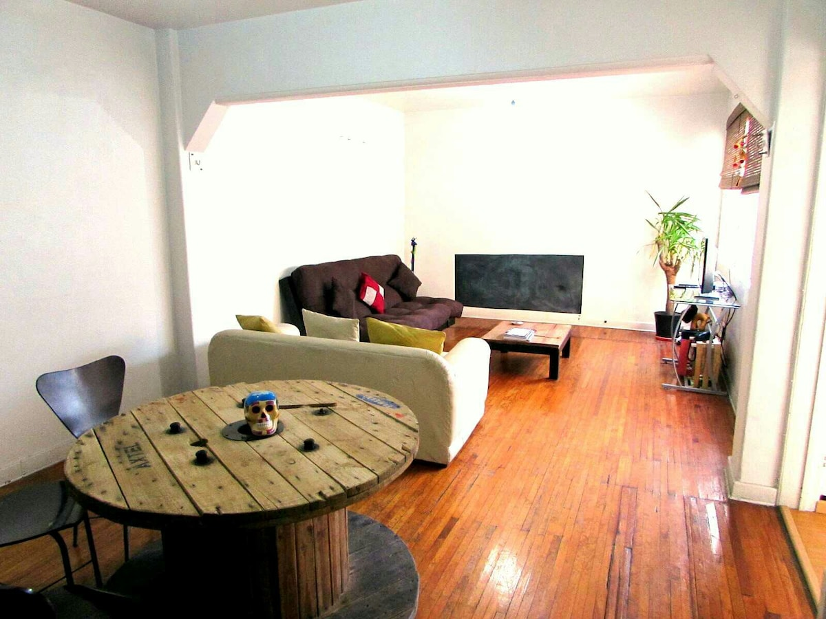 Amazing apartment / room in Condesa