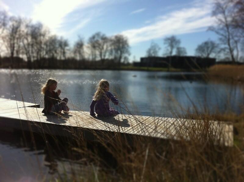 Børnevenligt tæt på natur og kultur
