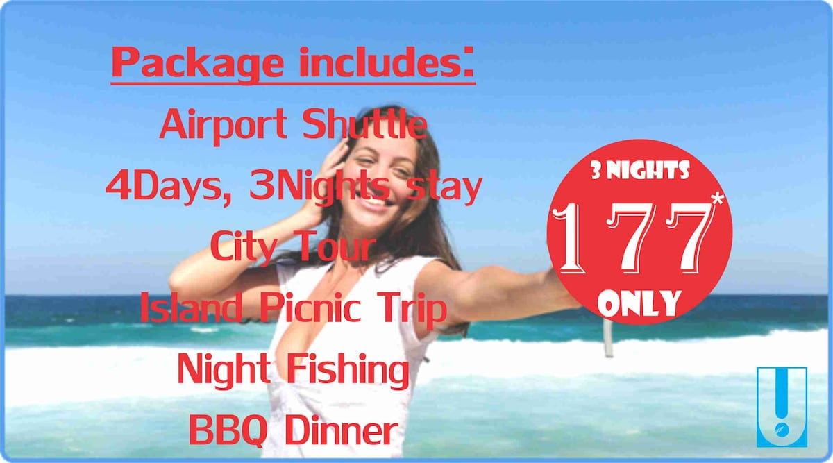Maldives Affordable Holiday Pack