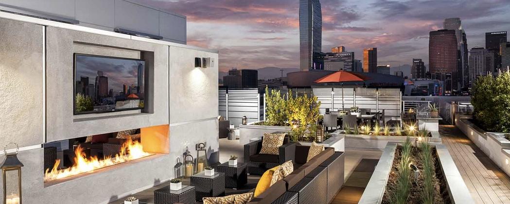 Modern DTLA Apartment