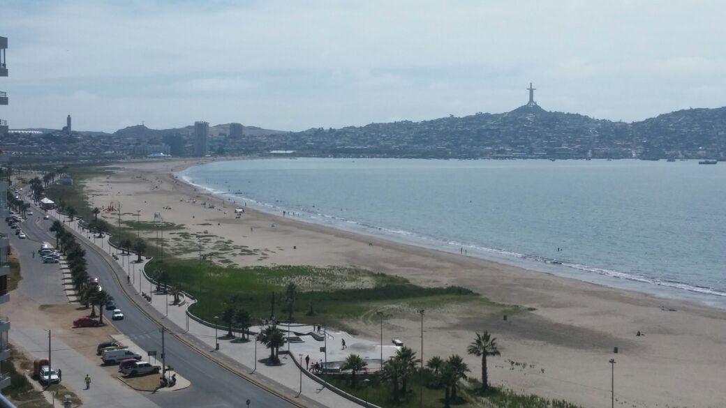Apartamento frente a la costa