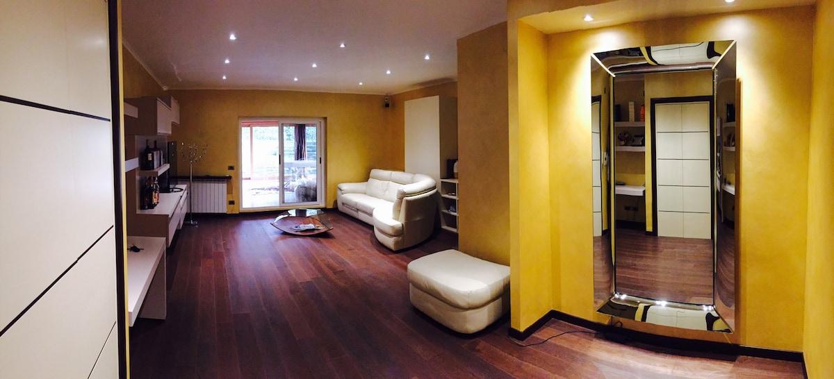 Luxury House in Tor Vergata *****
