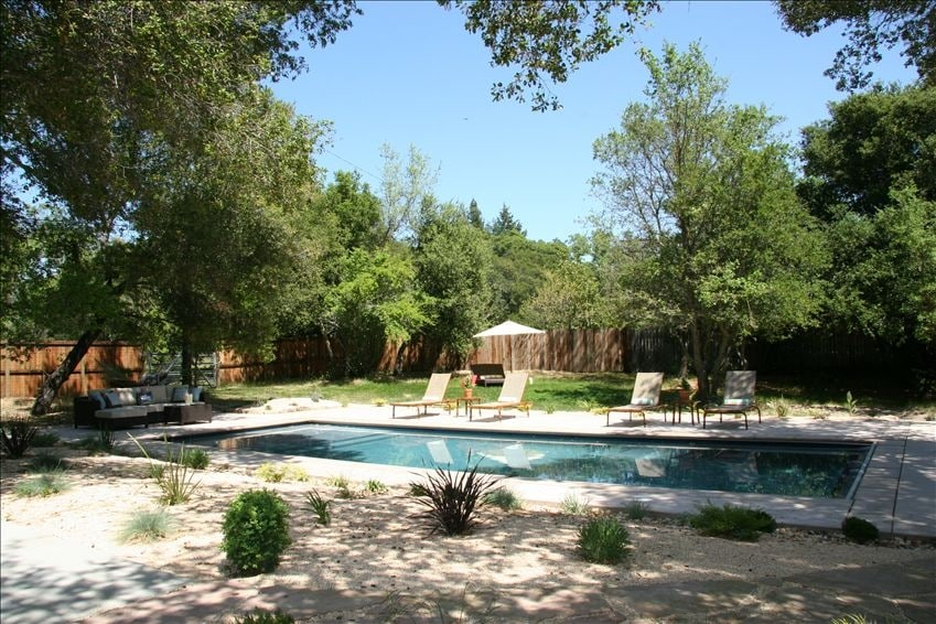 Pool, Bocce, Perfect Summer House