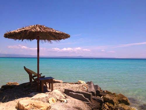Kallithea Magic Beach - Villa