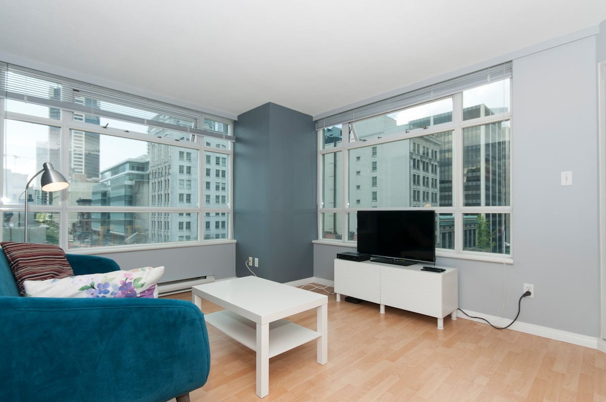 Apartment Downtown Fully Furnished