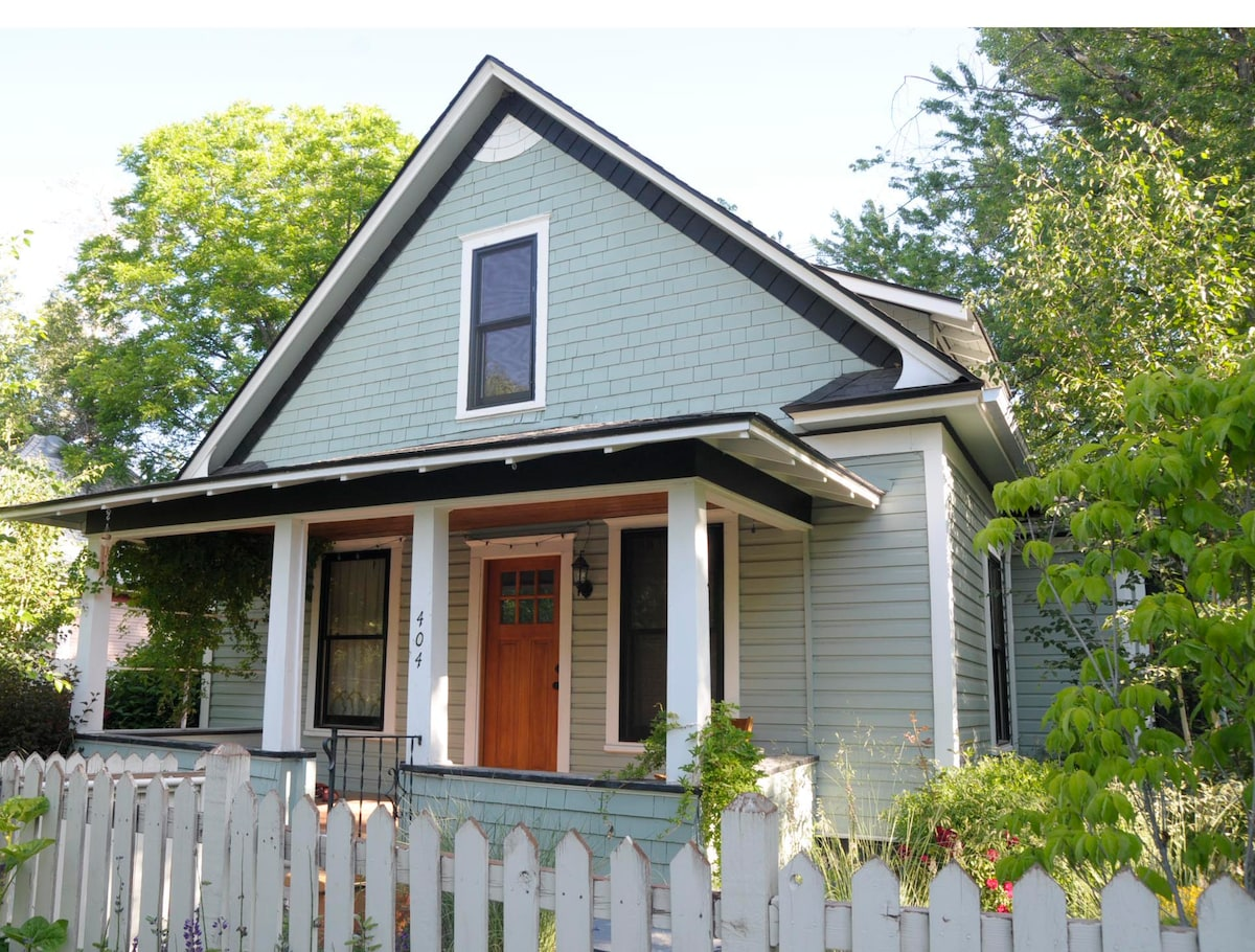 North Boise Victorian For Rent