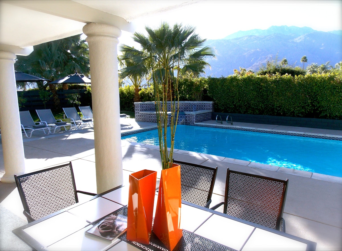Heaven in the Heart of Palm Springs