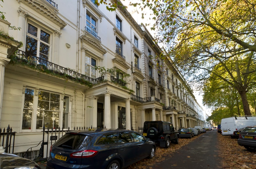Central 3 bed flat by Hyde Park