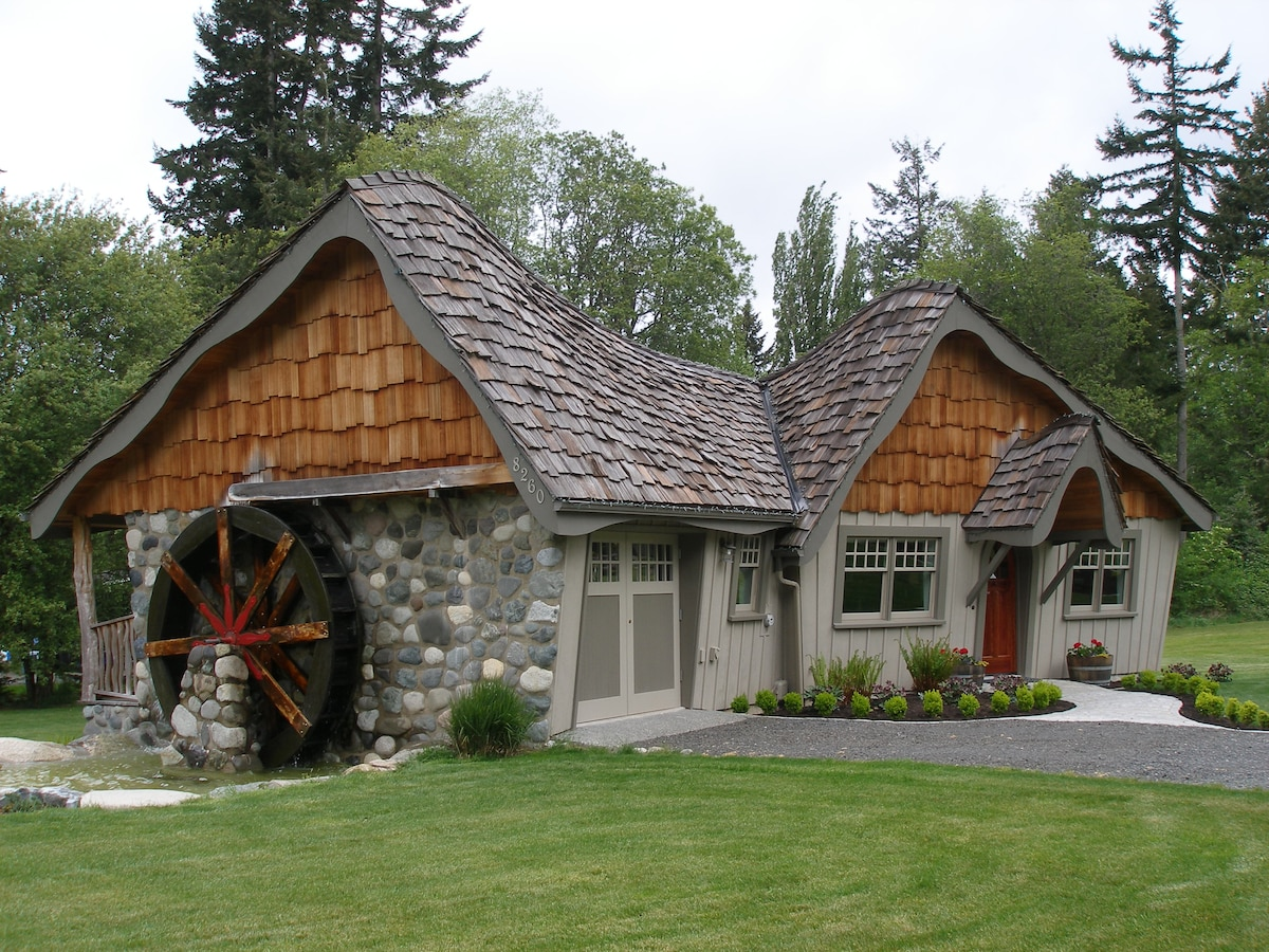 Hobbit House on Bainbridge Island