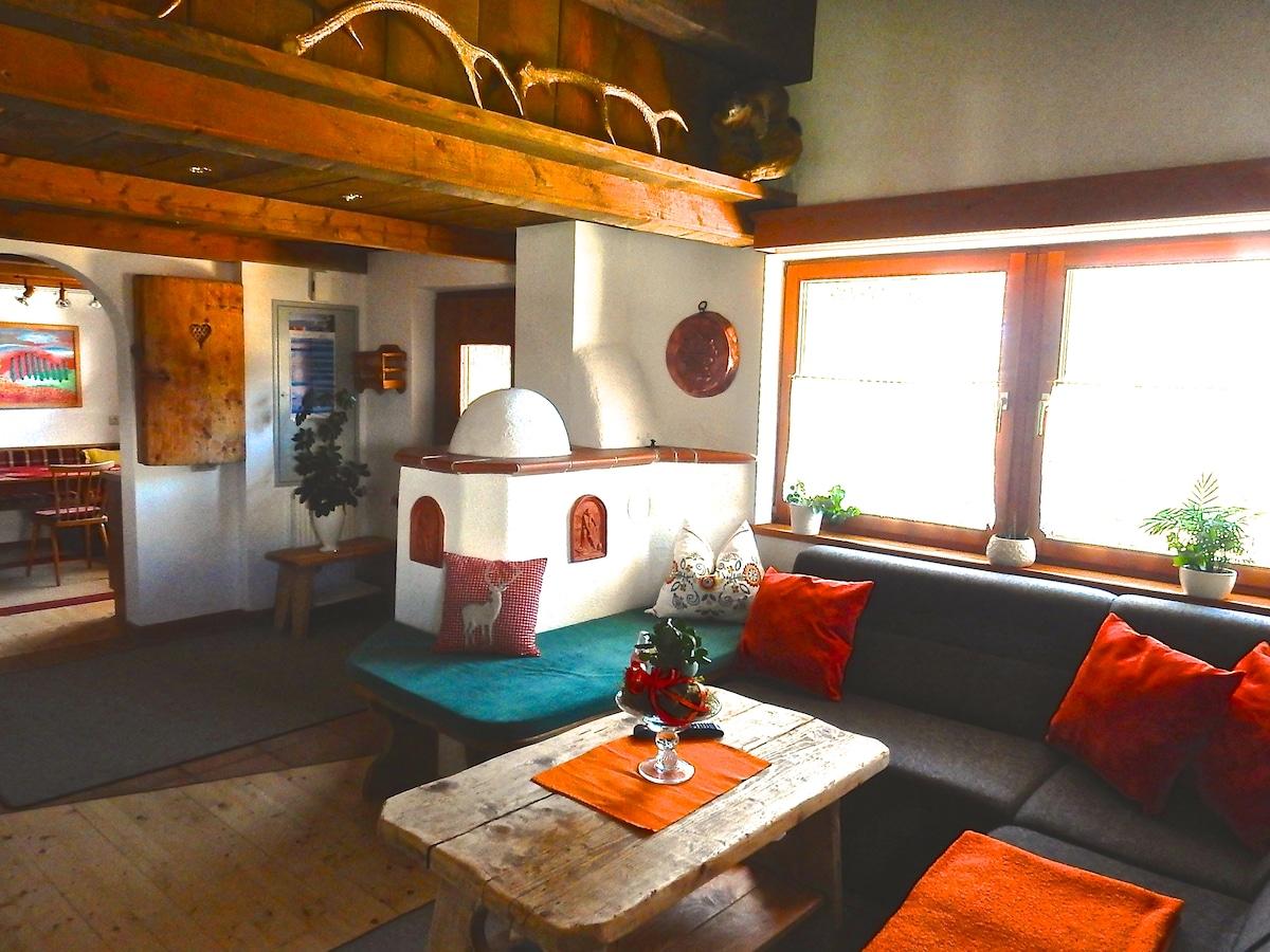 Ferienhaus Alpina, cozy apartement