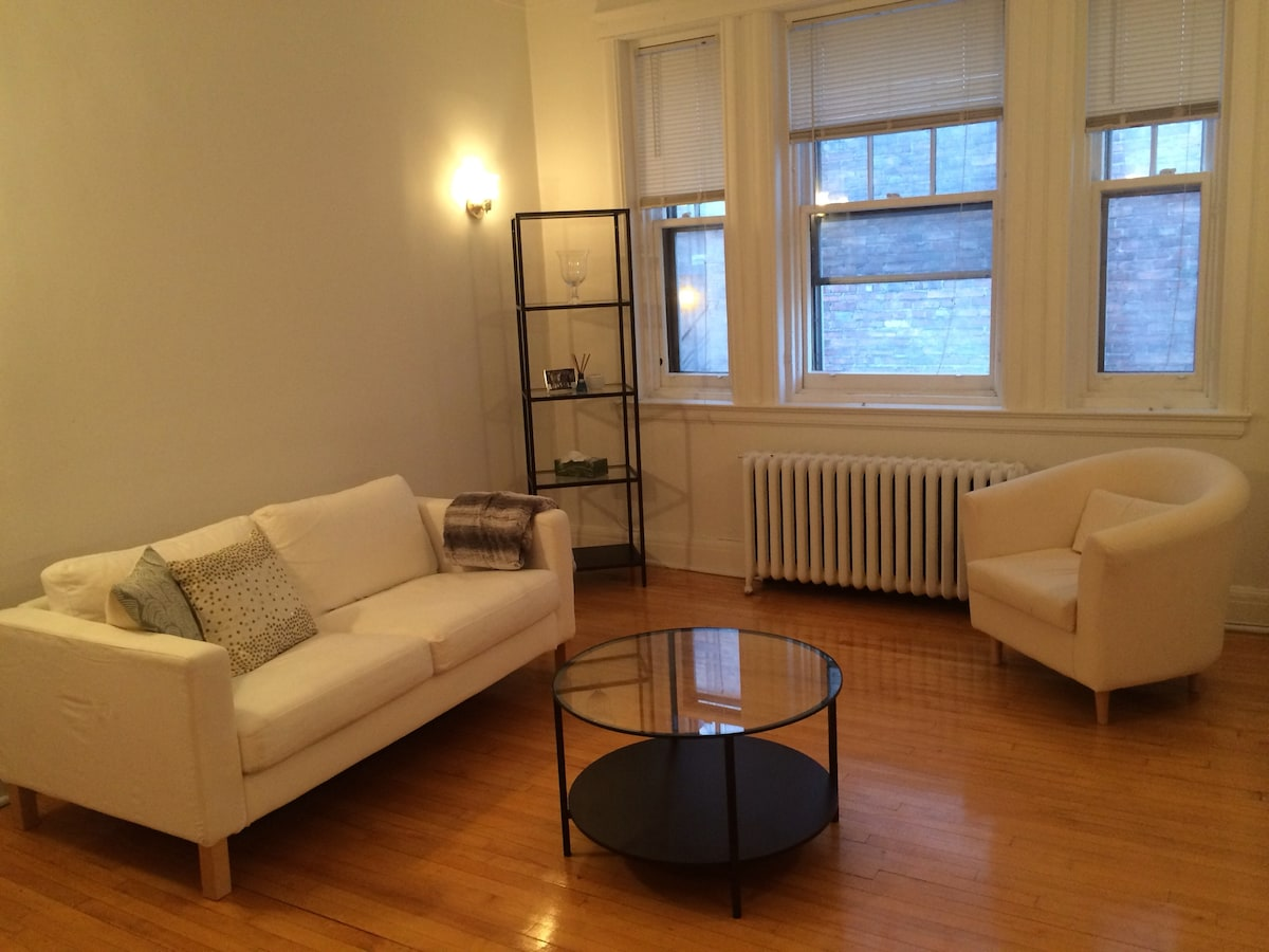 2 Bedroom in Downtown Montreal