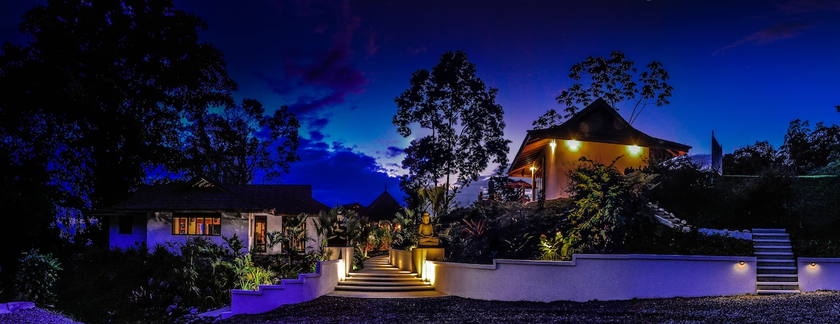 Luxury ocean view villa/golf course