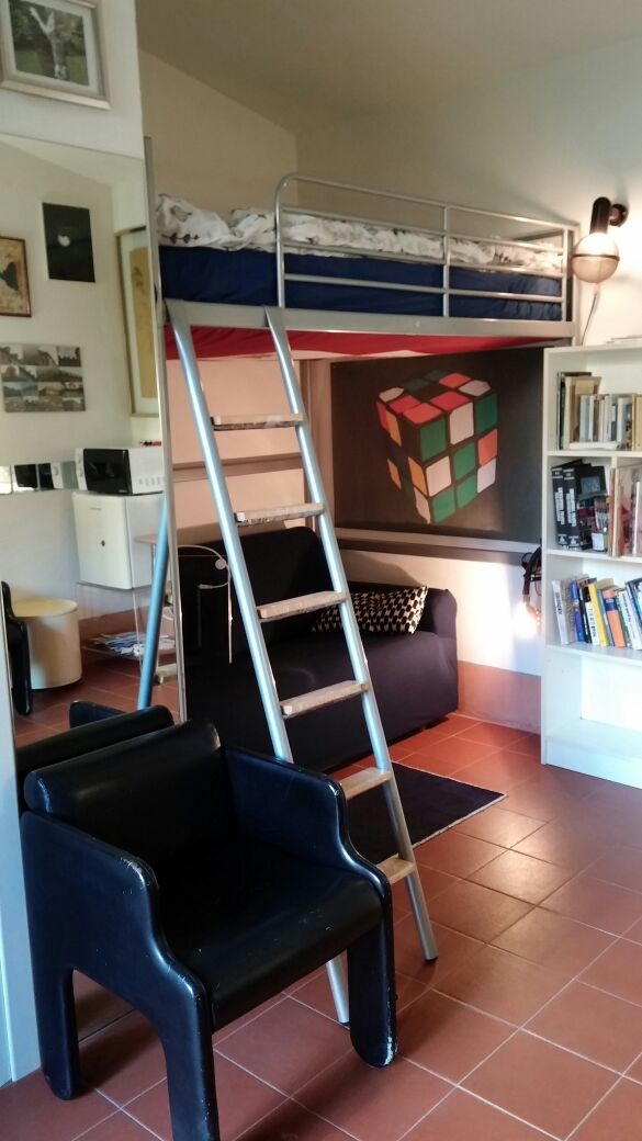 downtown! separate room with garden