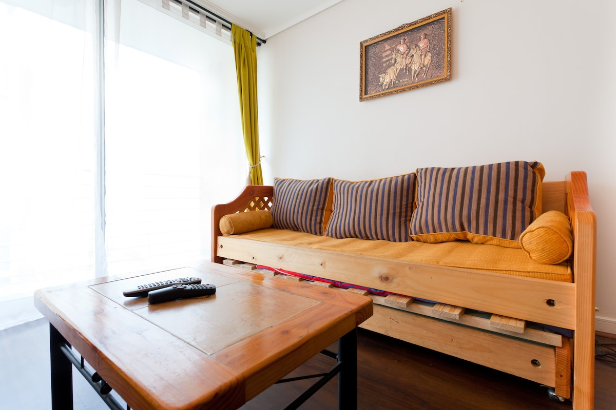 Charming 2 bed apartment Santiago