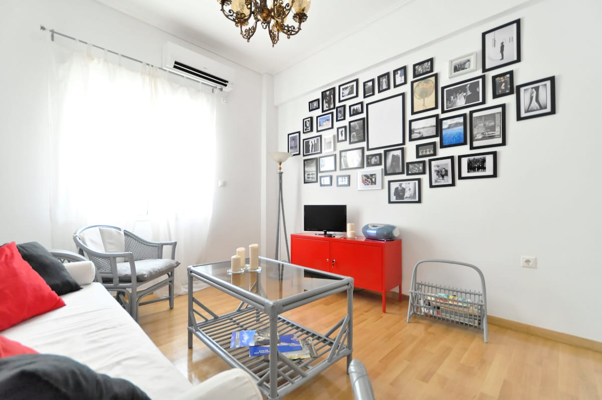 BEAUTIFUL CENTRAL APARTMENT ATHENS