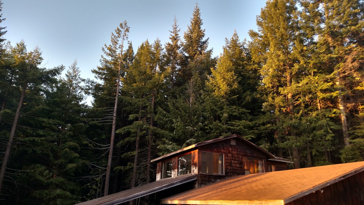 Cozy Cabin 10 Minutes From Town