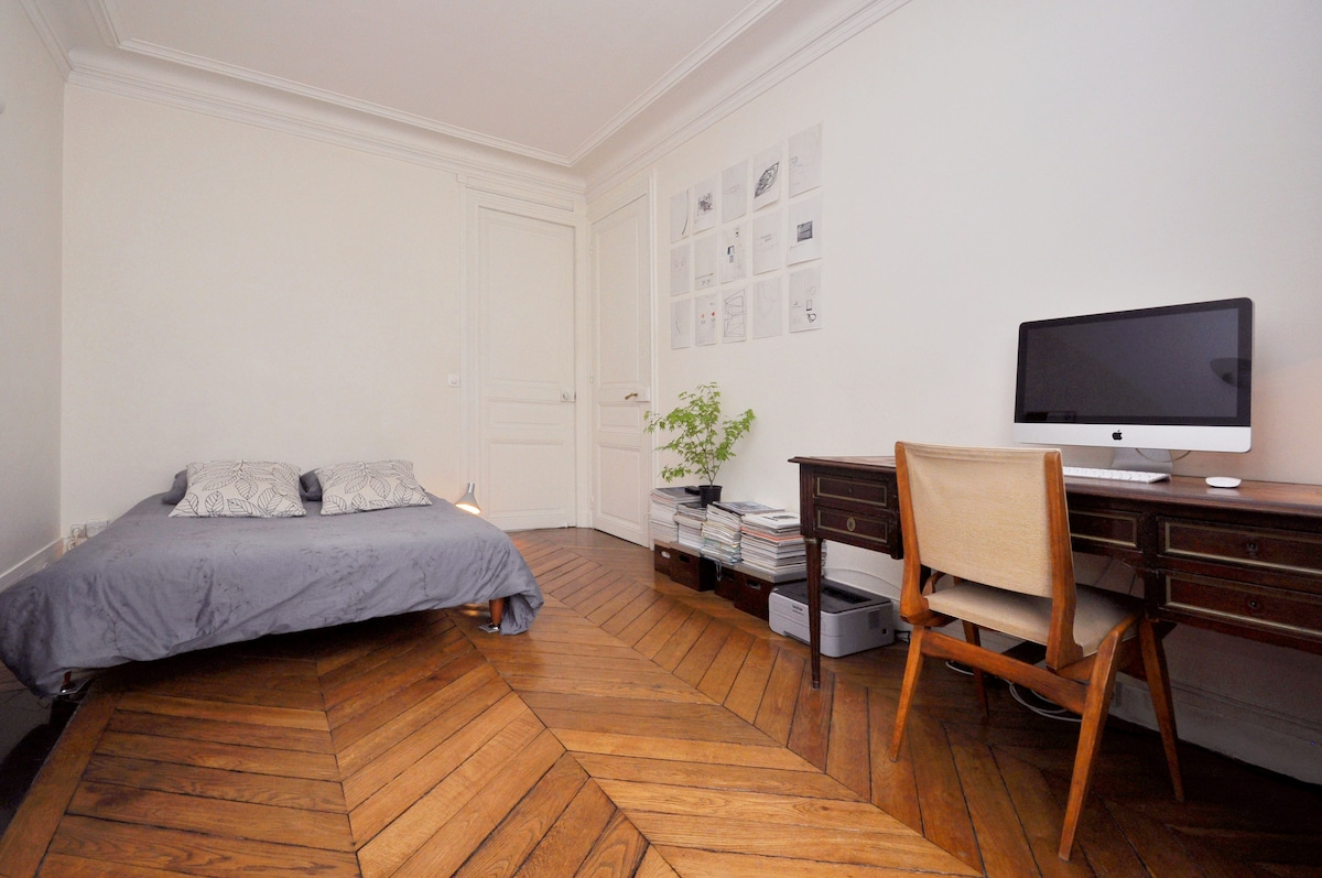 Lovely 1 - bed apartment Marais