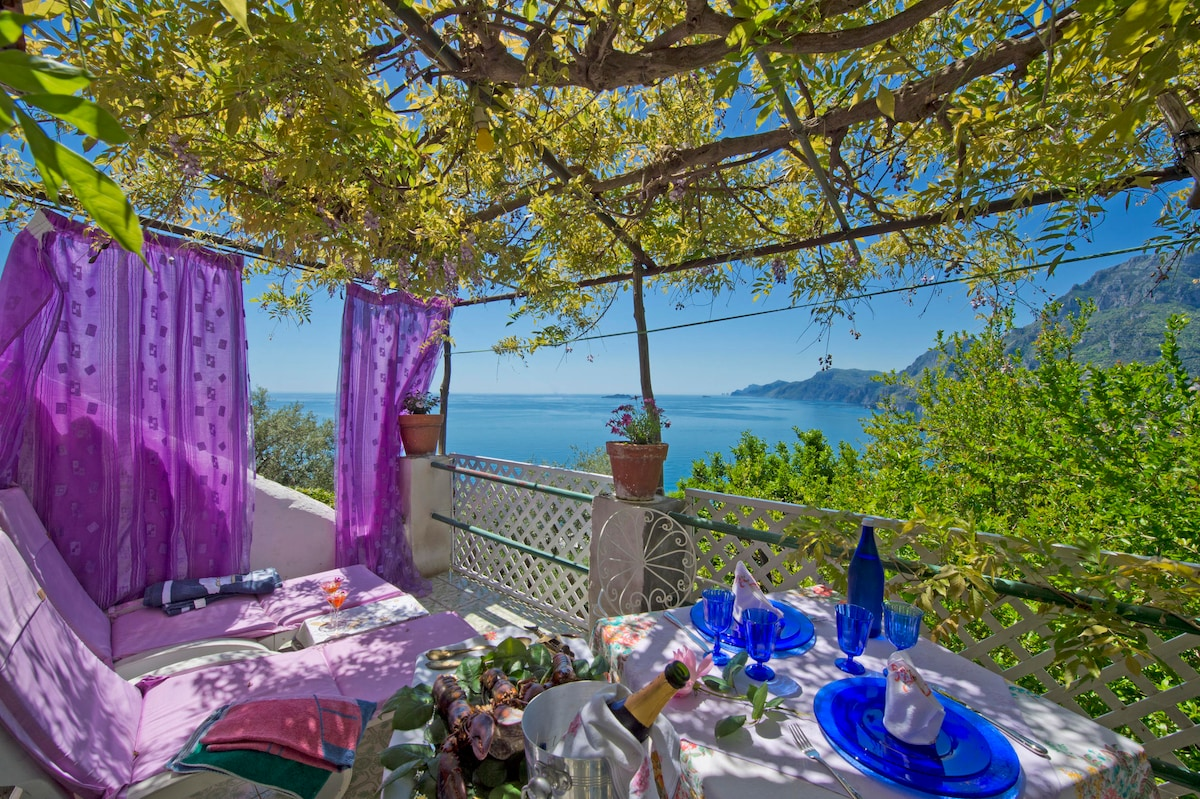 Casa Perseus, your nest in Positano