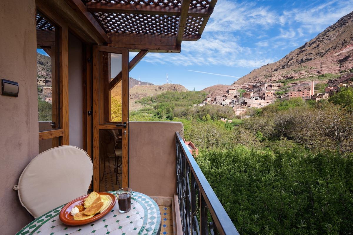 Atlas Mountains Riad Oussagou