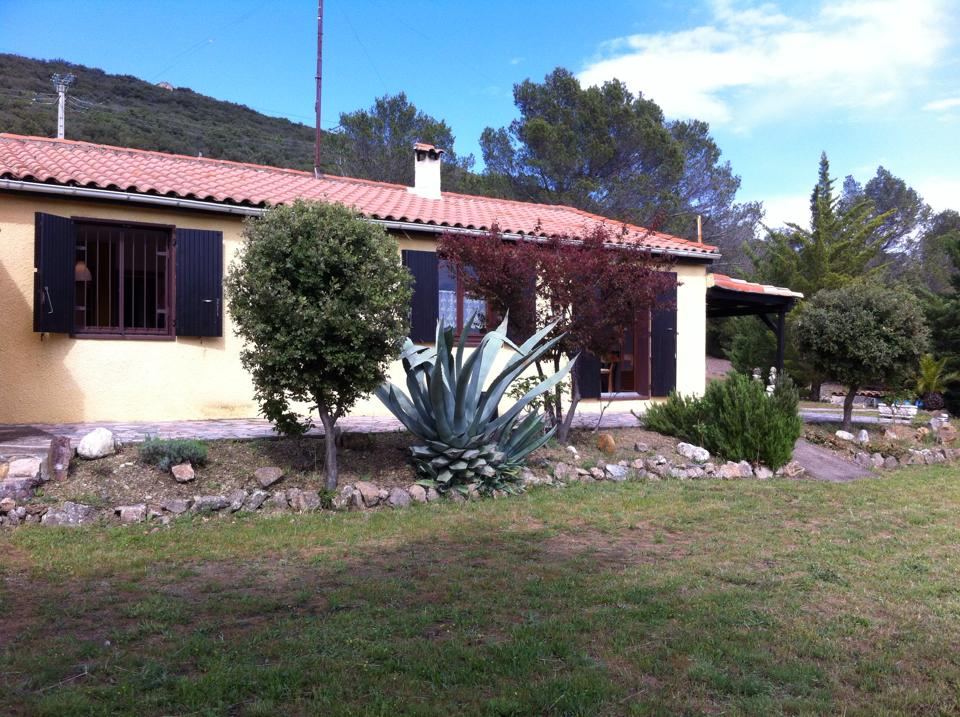 Maison de vacances en campagne