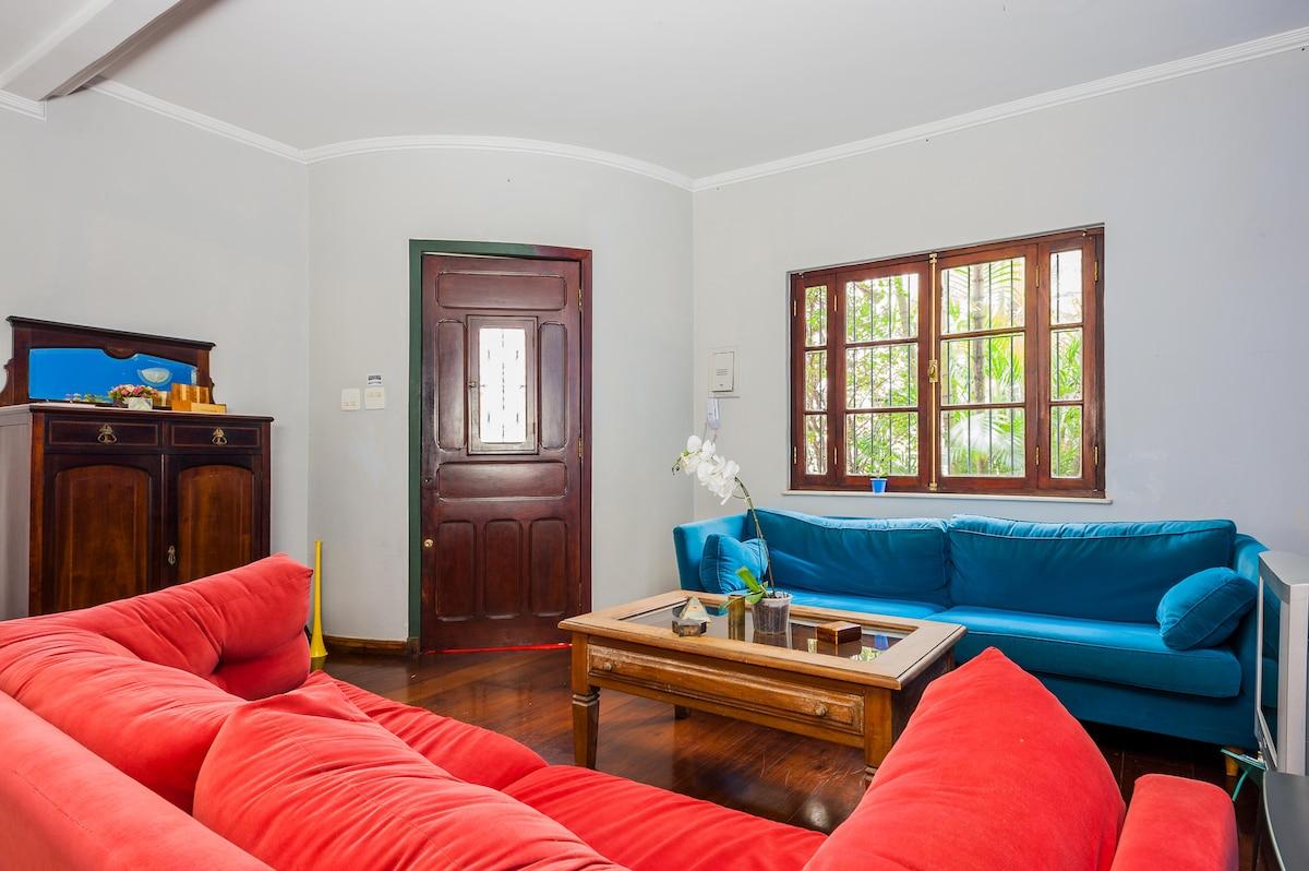 Single/Double Room 1 in cozy Villa