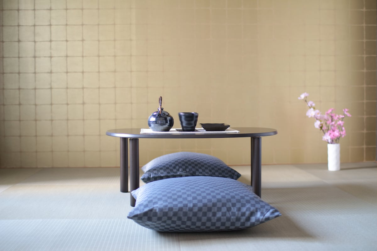 Cozy& Comfortable Japanese Style.