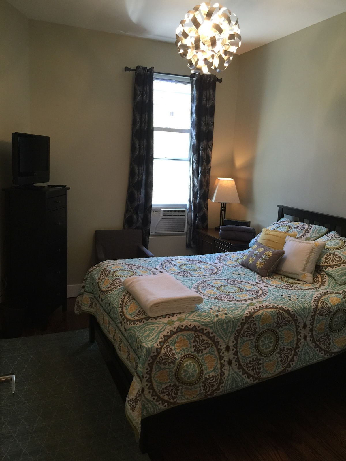 Clean, Quiet with Private Room