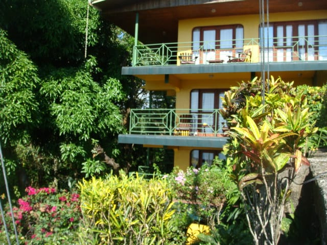 Hy Jungle Inn house