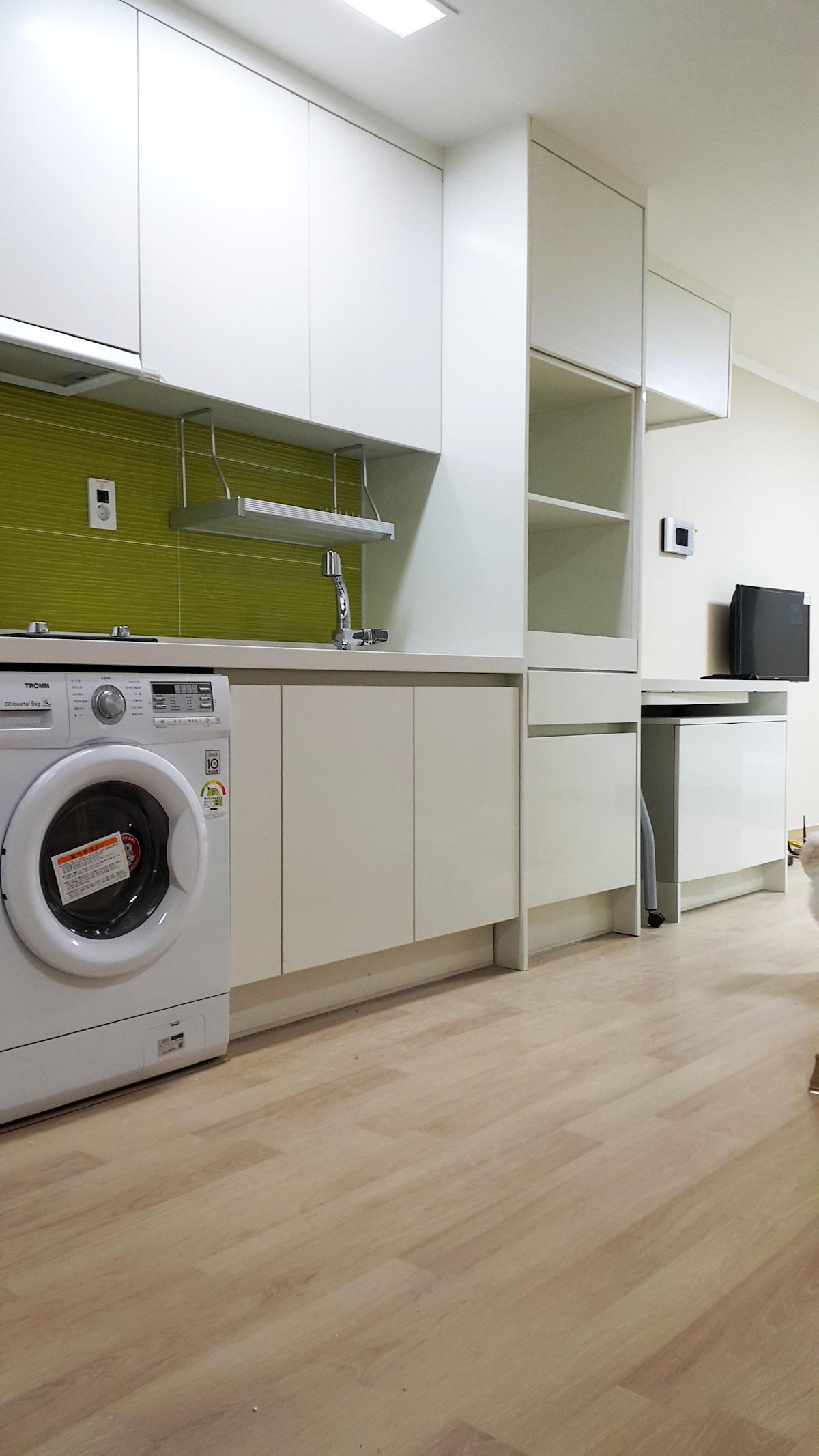 대전 유성온천 오피스텔Yuseong cozy apartment