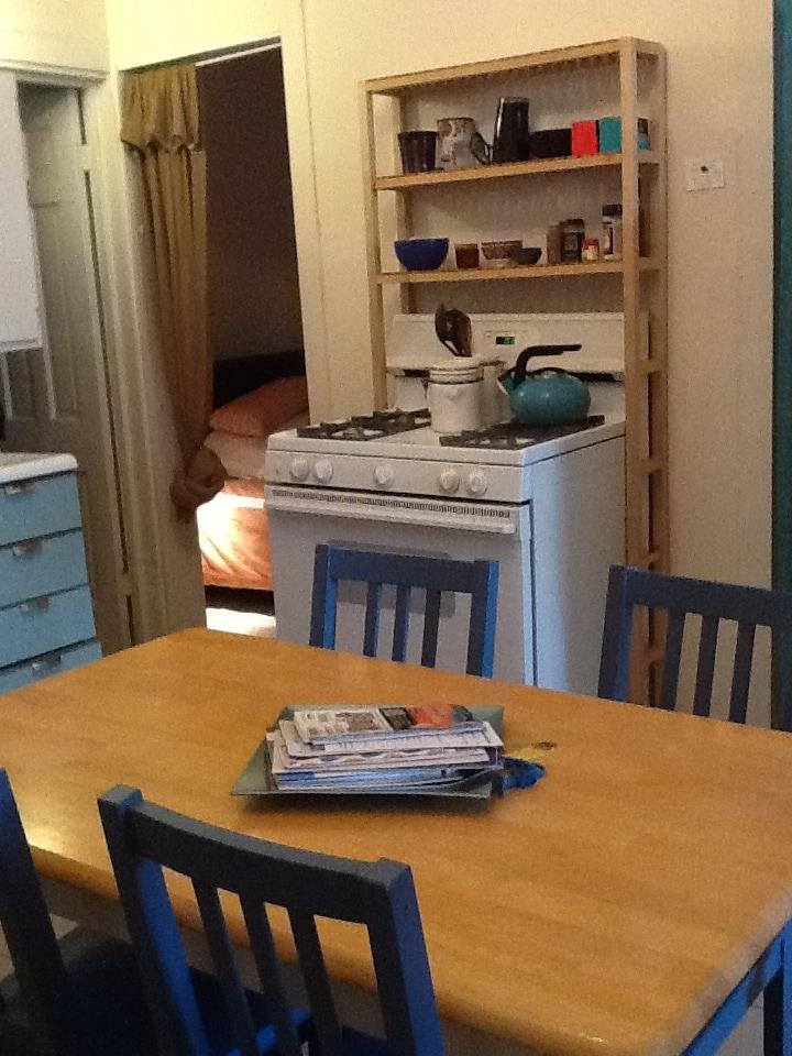 Big open kitchen!