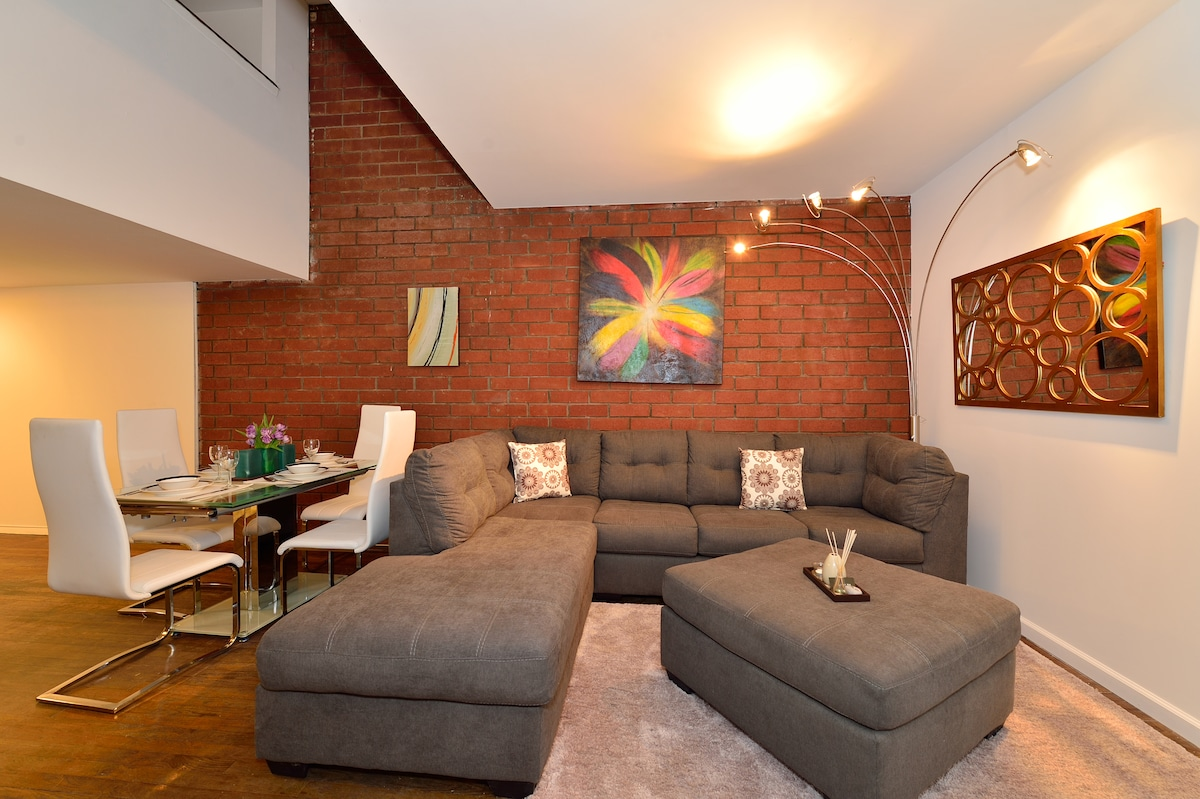 2Bedrooms Duplex / West Village