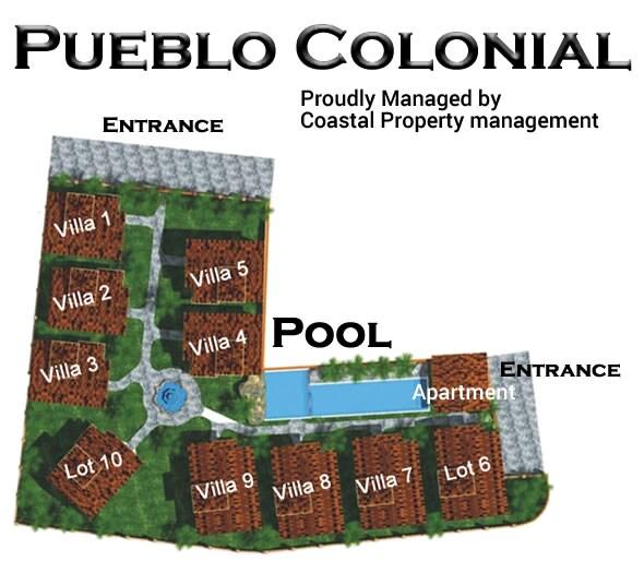 Pueblo Colonial Complex - 9 Units