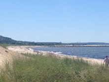 Beautiful LI Sound Beach down the road from home